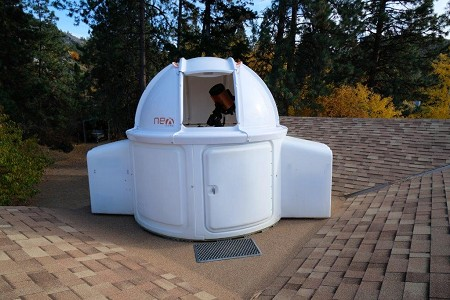 NEXDOME 2.2M - 8'  OBSERVATORY DOME ONLY